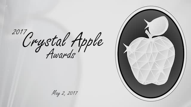 Crystal Apple Awards 2017